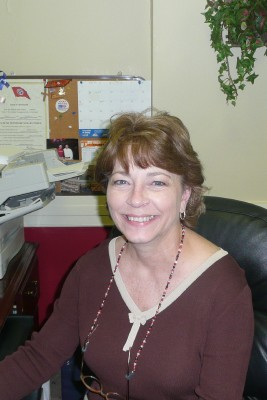 Trish Copley - Administrative Assistant to Chancellor Butler